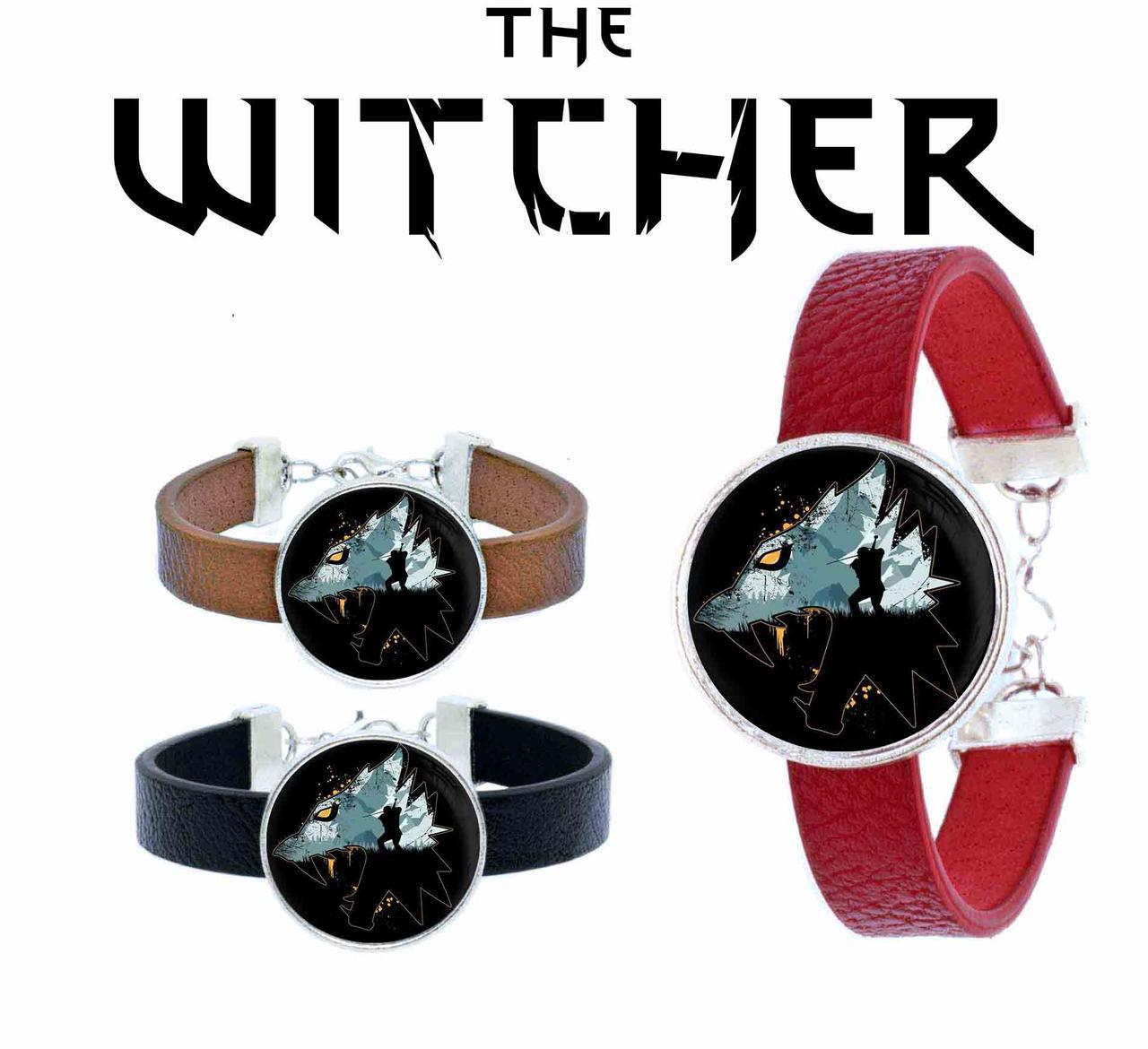 Браслет Волк Ведьмак / Тhe Witcher
