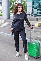 Женский батальный  спортивный костюм Gucci, фото 1