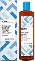 Solimo® Терапевтический Шампунь от Перхоти, Псориаза и Себореи, 251 мл.