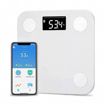 Весы YUNMAI Mini Smart Scale White (M1501-WH), фото 2