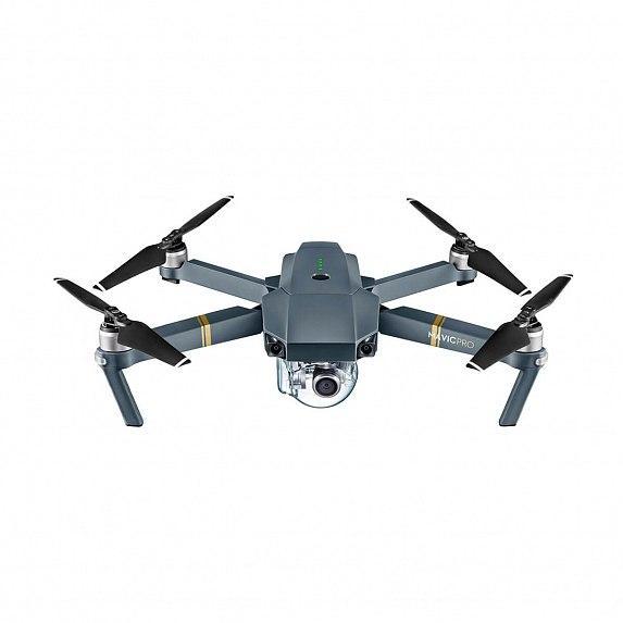 Квадрокоптер с камерой DJI Mavic Pro