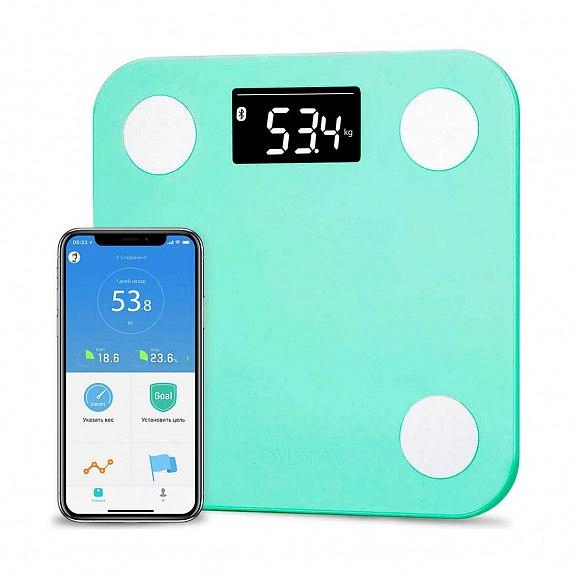 Весы YUNMAI Mini Smart Scale Green (M1501-GN)