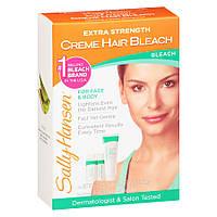 Крем для обесцвечивания и осветления волос на лице, руках и ногах Sally Hansen Extra Strength Creme Bleach.