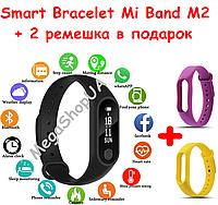 Фитнес-браслет Smart Bracelet Mi Band M2. Фитнес-браслет Mi Band M2. Умные смарт часы UWatch M2