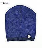 Красивая осенняя шапка для девочки, фото 9