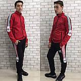 Мужской Спортивный костюм Adi, фото 2