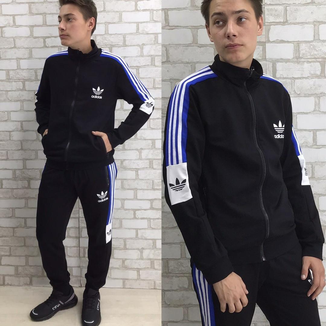 Мужской Спортивный костюм Adi