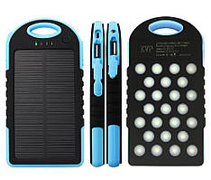 Внешний аккумулятор Power Bank Solar 45000 mAh синий R178310