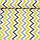 Хлопковая ткань Серо-желтые зигзаги (комп.Прянички) ( помарки ), фото 5