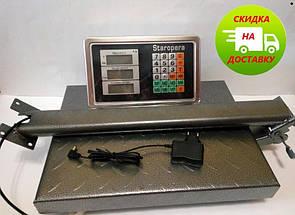 Электронные торговые весы YZ-909 на 200 кг |  Ваги торговельні | складные | Рыночные