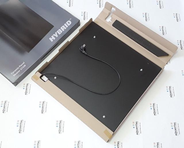 упаковка керамической панели hybrid 375