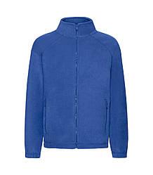 Детская флисовая кофта синяя 511-51