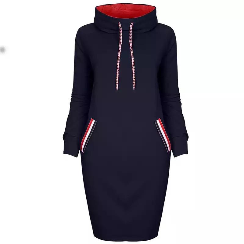 Платье спортивное , прогулочное , теплое