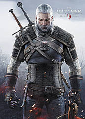 """Плакат The Witcher """"Wild Hunt"""""""