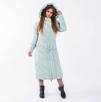 Женское пальто Indigo  N 023TL CELADON