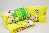 Набор детский одеяло и подушка