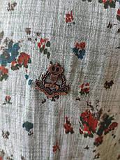 Рубашка мужская коттоновая брендовая высокого качества EL ZARA, Турция, фото 3