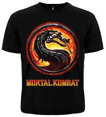 Футболка Mortal Kombat, Размер XXL