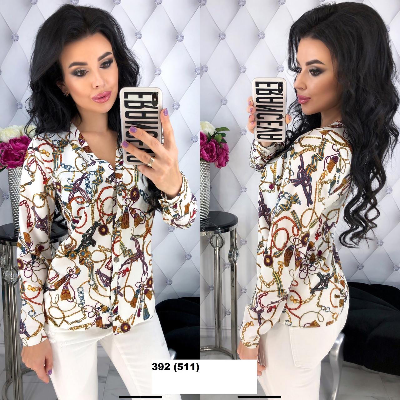 Женская рубашка 392 (511)