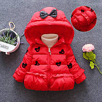 Куртка 3х цветов для девочки, фото 1