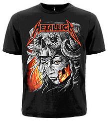 Футболка Metallica (Live in Gothenburg), Размер S