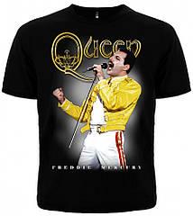 Футболка Queen (Freddie Mercury), Размер M