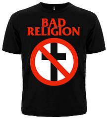 Футболка Bad Religion, Размер XXXL (XXL Euro)