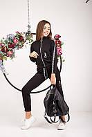 Модный комплект двойка для девочек подростков Алиса Размеры 140 - 158