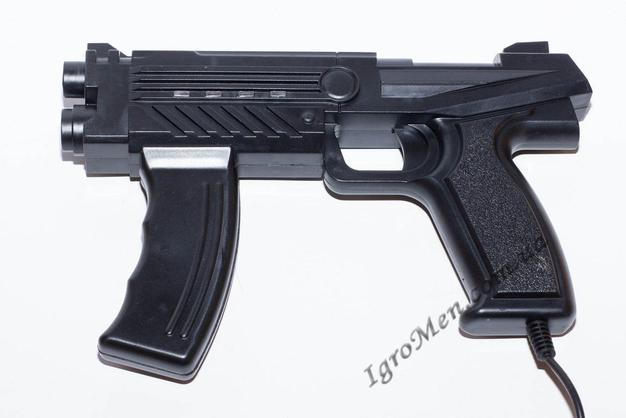 Пистолет-автомат для Денди (9 pin)