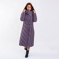 Женское пальто Indigo  N 023TL GRAY