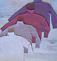 Гольф женский горло с отворотом 5007 весна-осень (46/52 универсал) Фабричный Китай СП, фото 1