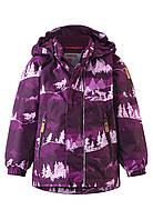 Зимняя куртка для девочек Reimatec Ruis 511267.9-4967. Размеры 80 - 98.