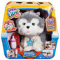 Ласковый щенок Хаски Фрости  Frosty  My Dream Puppy  Little Live Pets