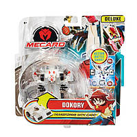 Трансформер Mecard Dokory Deluxe Mecardiimal Мекард машинка Докори Делюкс