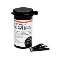 Тест-полоски для глюкометра One Drop Chrome Blood Glucose Monitoring Kit (50 шт)