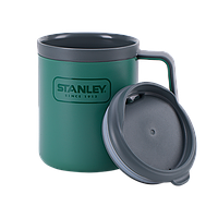 Термокружка Stanley eCycle 0.47 л зеленая, фото 1