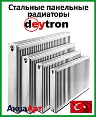 Стальные панельные радиаторы Deytron