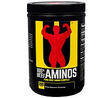 Аминокислоты 100% BEEF AMINOS 200 таблеток