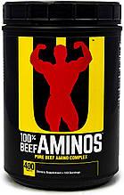 Аминокислоты 100% BEEF AMINOS 400 таблеток