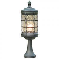 Парковый светильник QMT 1634 Lettera, чёрный