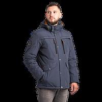 Мужская осенняя куртка Camel Active 420092 синего цвета