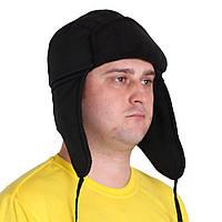 Спецодежда шапка ушанка флисовая
