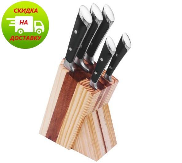 Набор ножей |  Набір ножів 6 предметов Benson BN-404