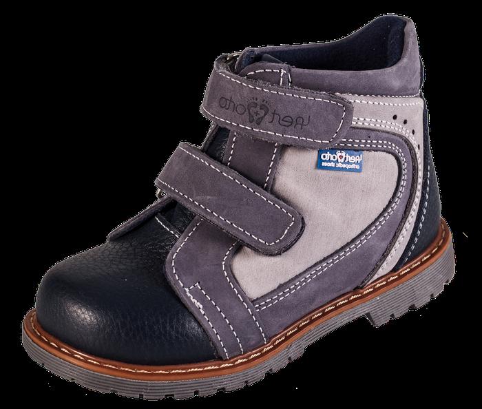 Детские ортопедические ботинки 4Rest-Orto М-524  р. 21-30