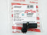 Датчик положения коленвала на Рено Трафик 01-> 1.9dCi — AUTLOG(Германия) AS4237