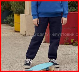 Дитячі преміум спортивні штани з гумкою знизу