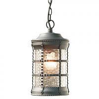 Парковый светильник QMT 1635 Lettera, чёрный