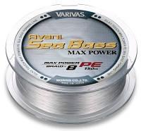 Шнур VARIVAS SEABASS MAX POWER #0.8