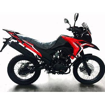 Мотоцикл LONCIN VOGE LX200GY-7A DS1
