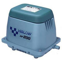 Компрессор для пруда, септика HIBLOW HP-200
